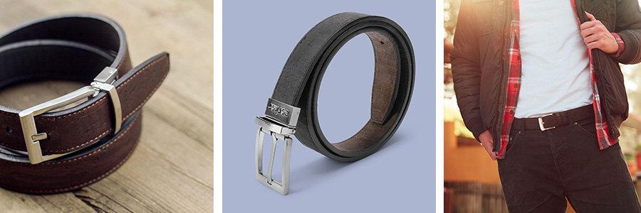 corkor cork belts