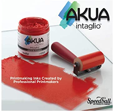 Akua Intaglio Application Vegan Paint