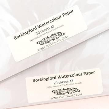 Bockingford paper
