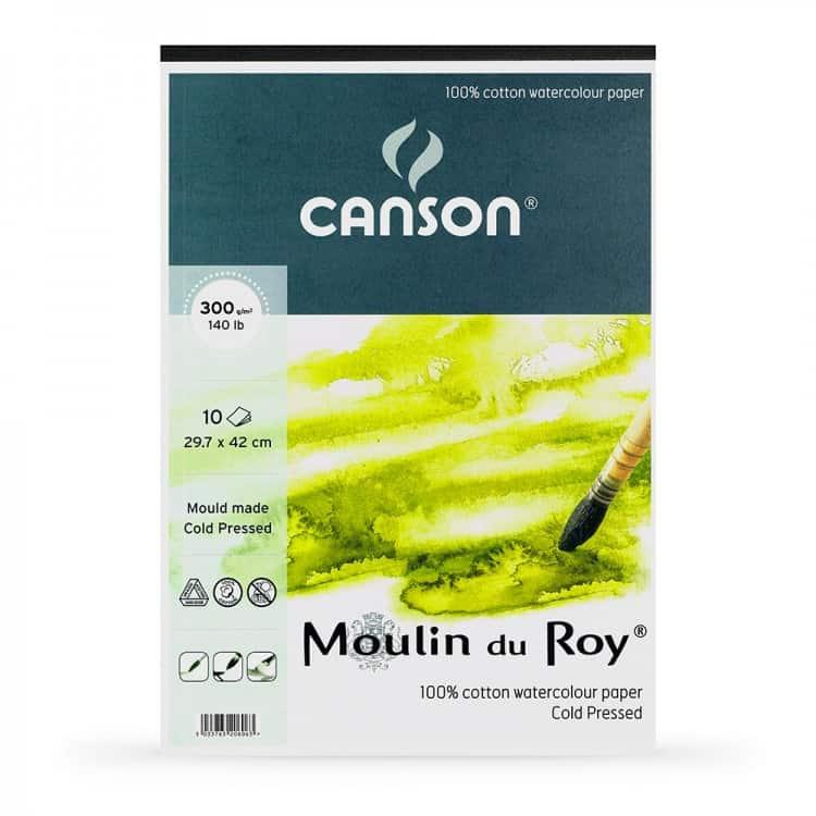 Canson Moulin Du Roy Paper vegan