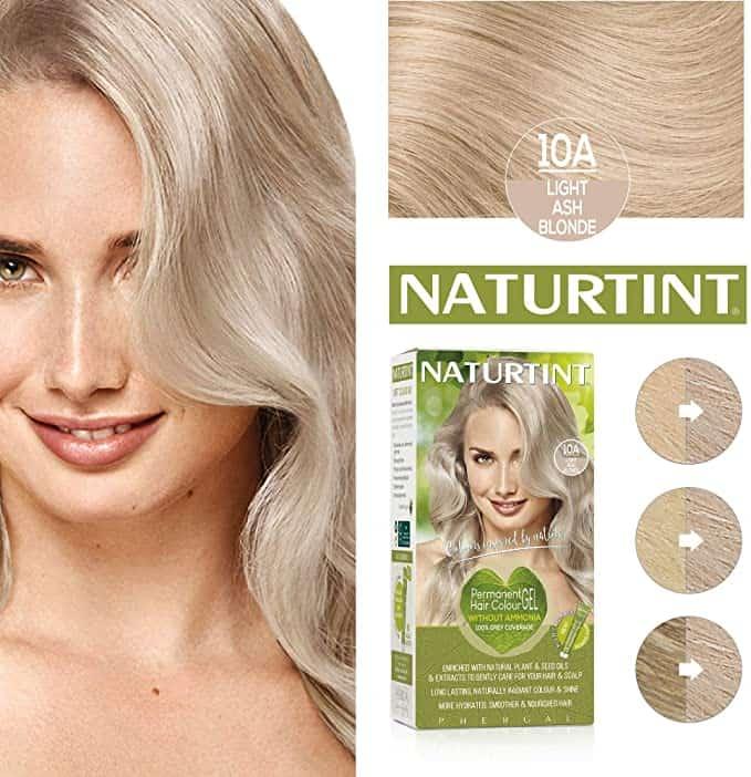 naturtint vegan hair dye
