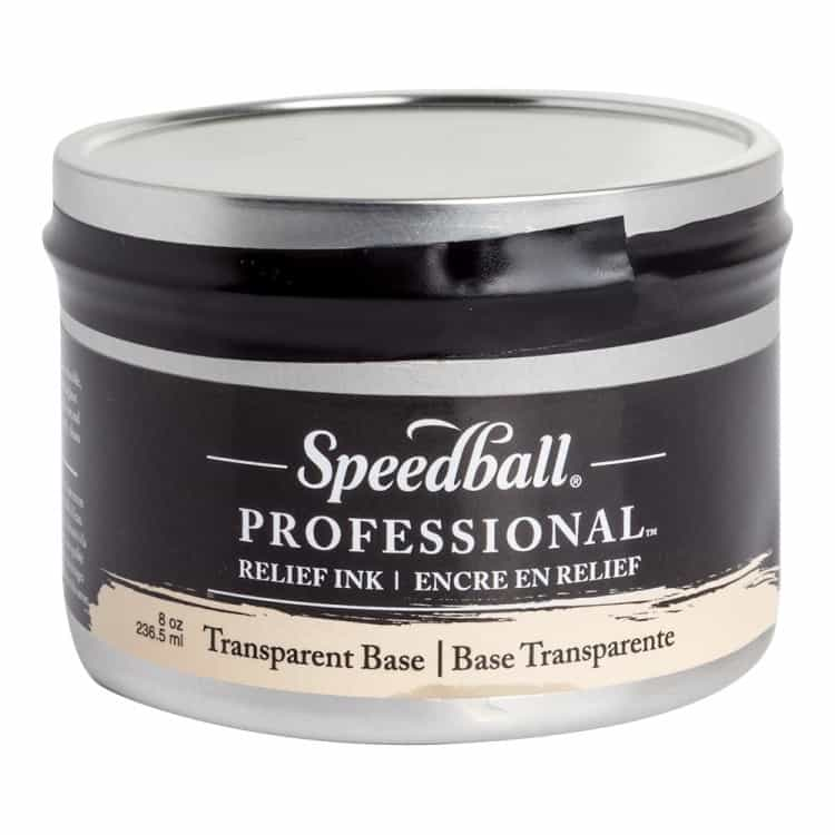 speedball transparent base