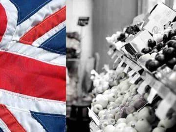 vegan UK supermarket