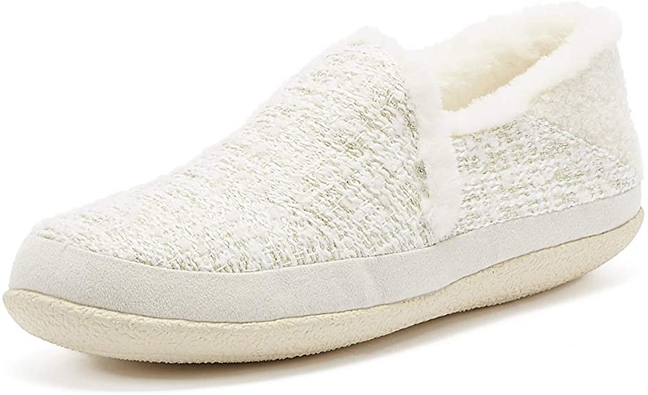 TOMS India Bouclé Slippers