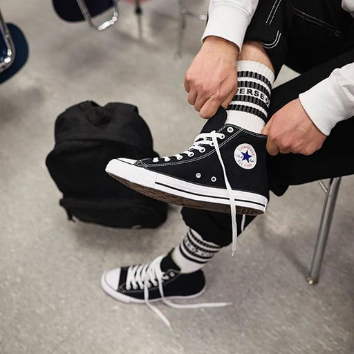 black converse vegan chuck taylor all star