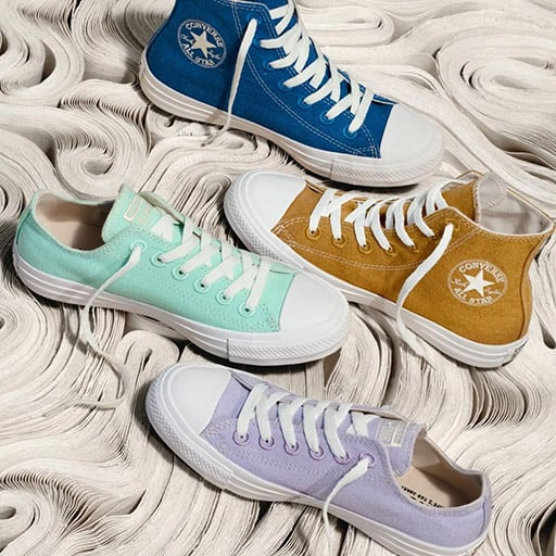 converse renew vegan collection