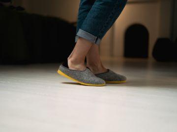 vegan slippers