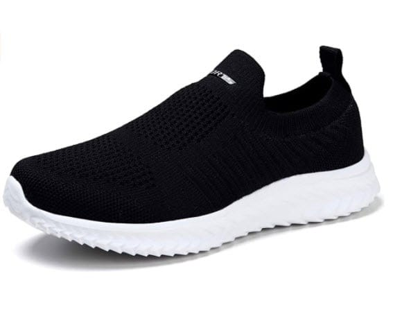 vegan sneakers womens black ykh slip on sneakers