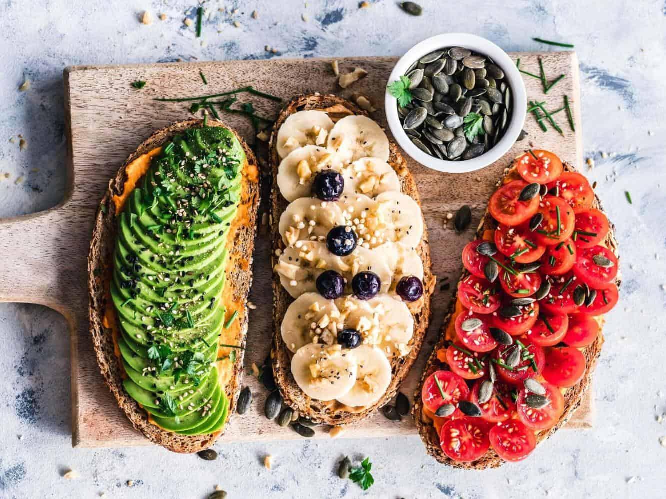 vegan restaurants belfast three vegan toast options