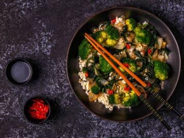 Vegan Chinese Takeaway Options