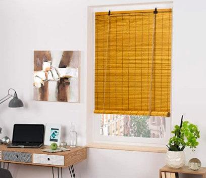 soy royal bamboo blinds